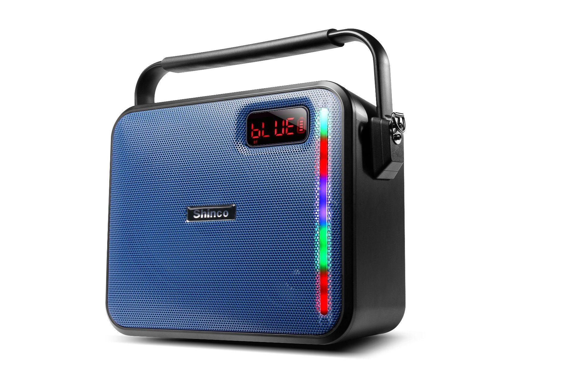 New Arrival Mini Bluetooth Wireless Active Portable Speaker