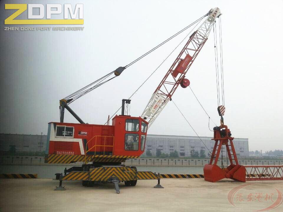 Offshore /Dock/Electric Marine Mobile Crane