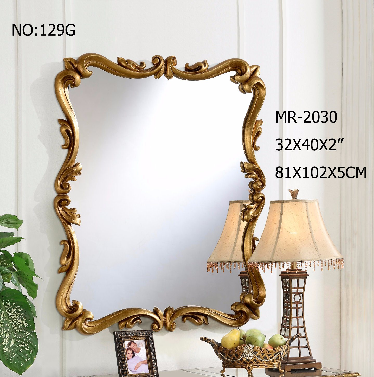 High Quantity Clear Decorative Wall Mirror From Guangdong Province