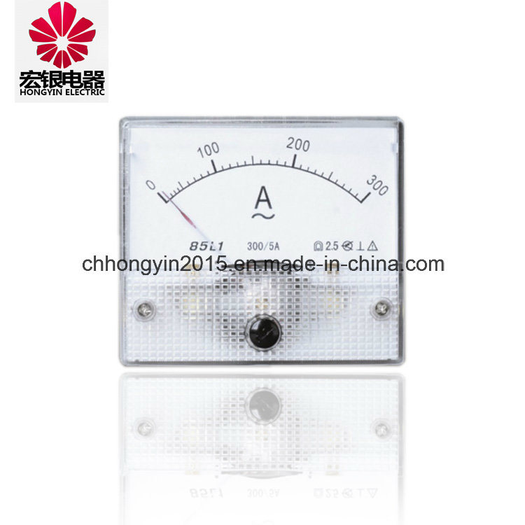 85c1-a Series Analog Panel DC Ammeter