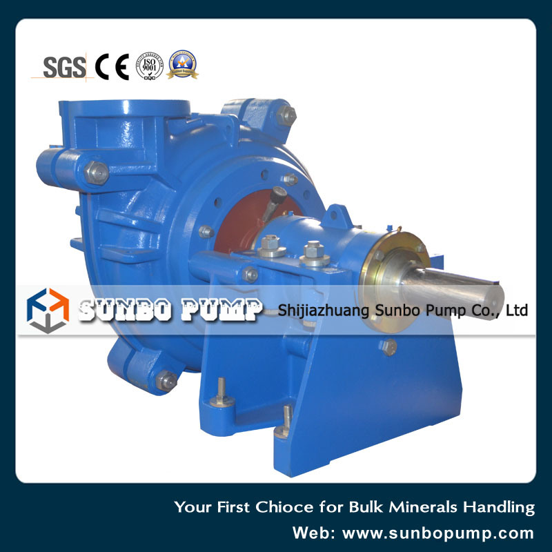 Wear Resistant Waste Water Chemical Pump