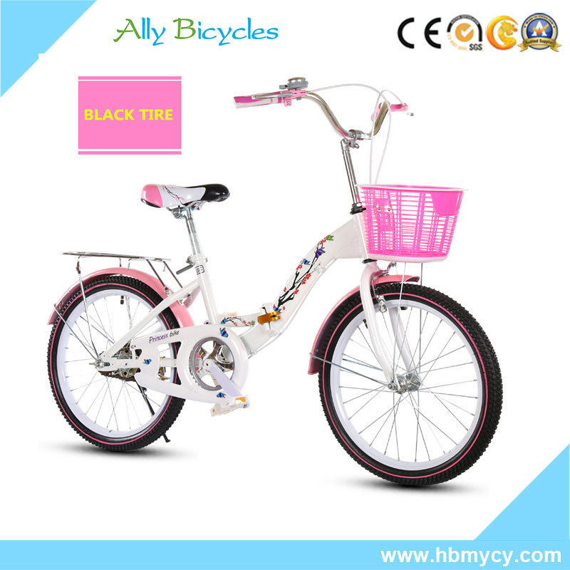 """16"""" Variable Speed Children Bicycle Carbon Frame Folding Public Bike"""