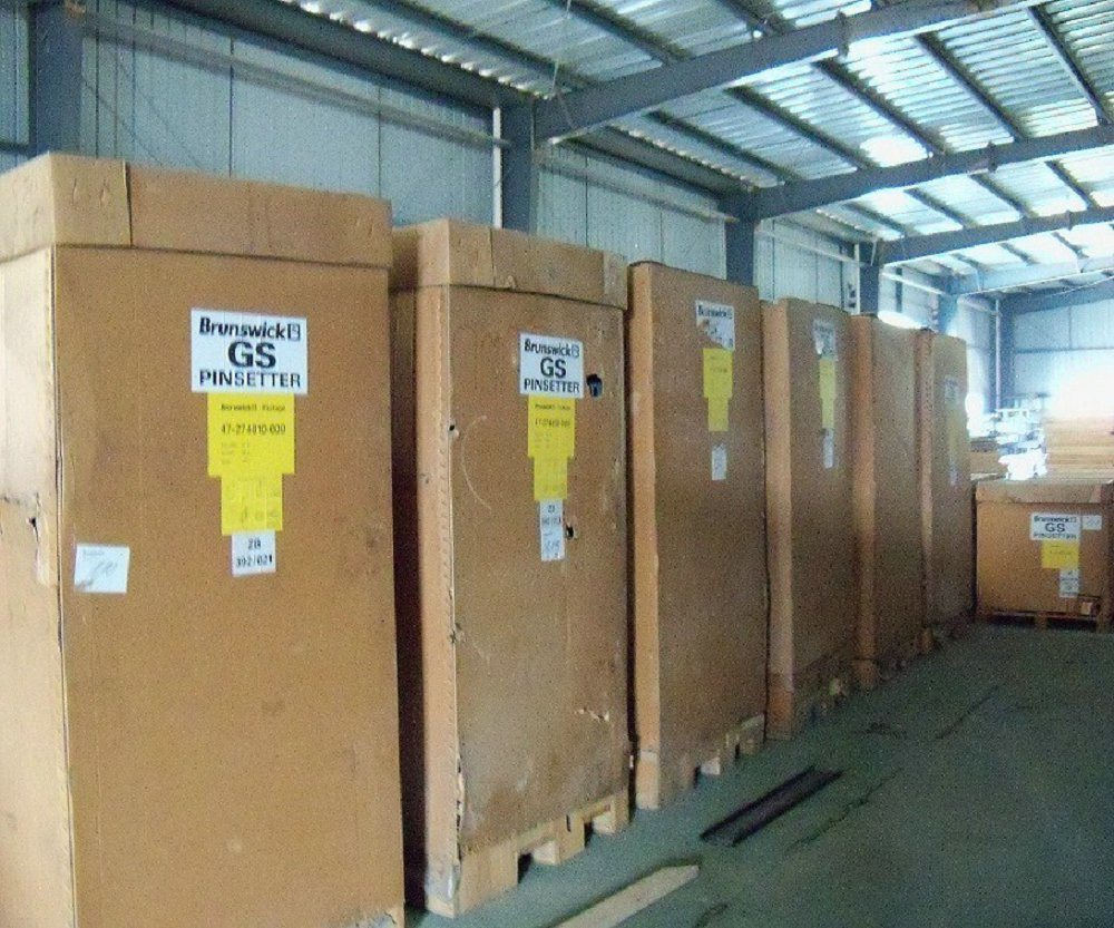 Reconditioned Bowling Equipment Package