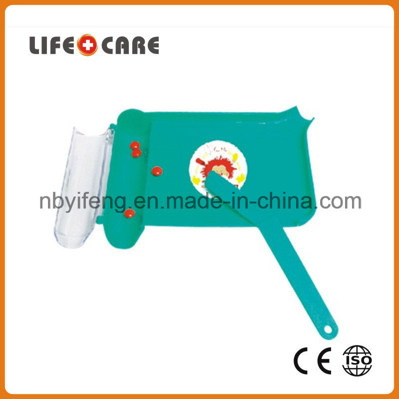 Medical Plastic Pill with Counter Tray