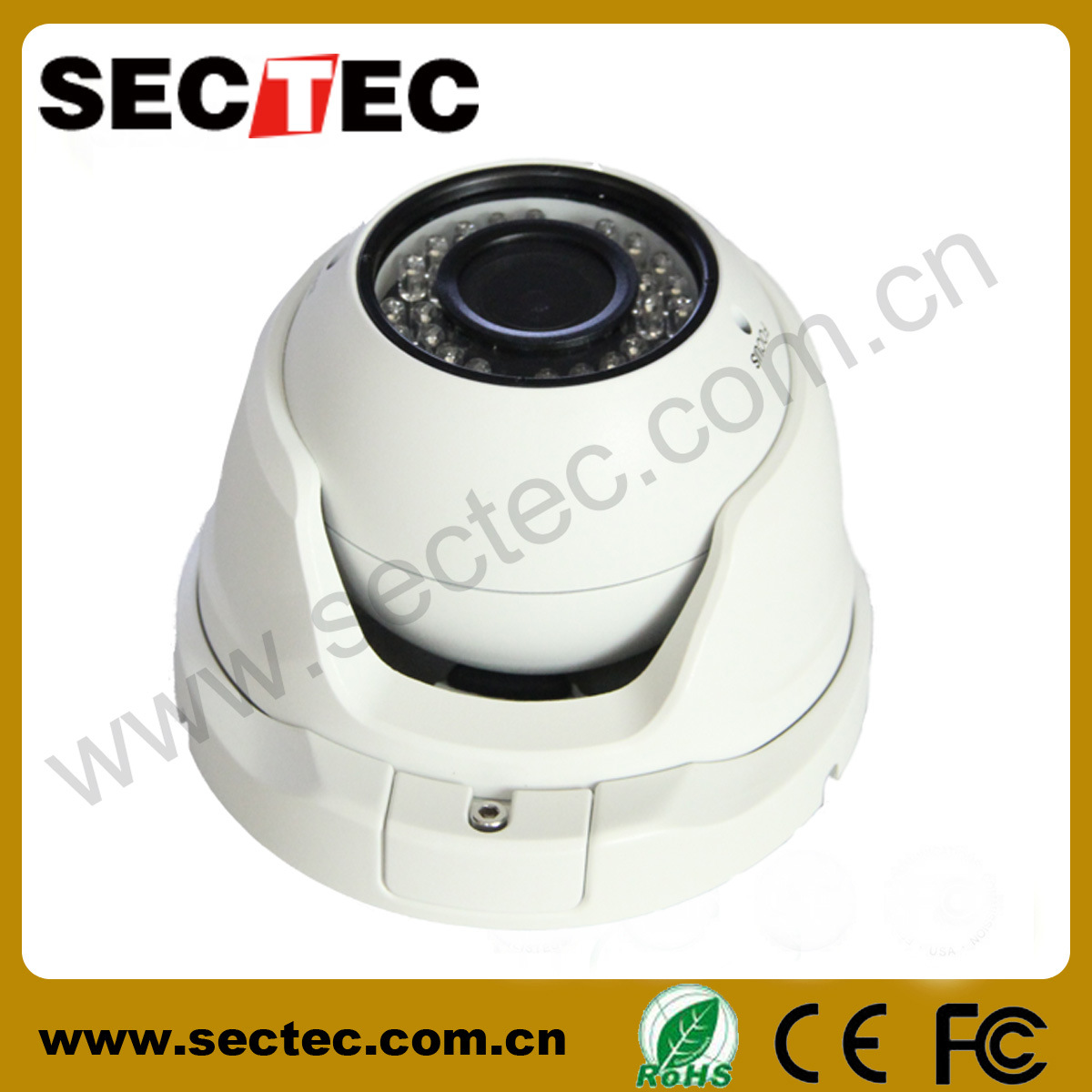1200 Tvl HD CCTV Dome Camera (ST-C760A)
