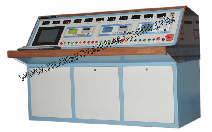 Integrated Transformer Test Bench