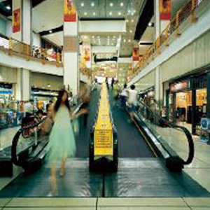 Moving Walkways / Passenger Conveyors / Auto Walk (UN-ET008)