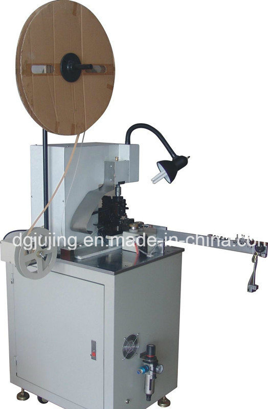 One-End Cable Crimping Terminal Machine