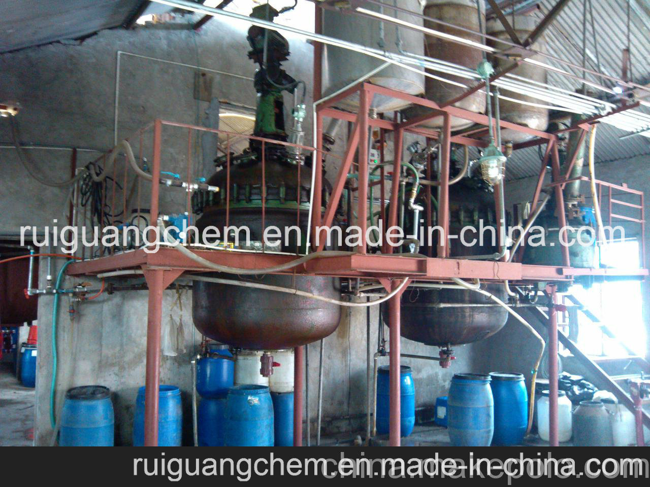 Detergent for Textile Printing