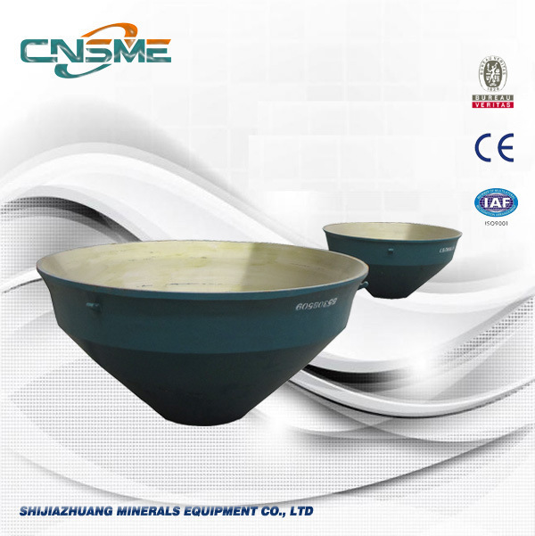 Cone Crusher Wear Parts and Spares