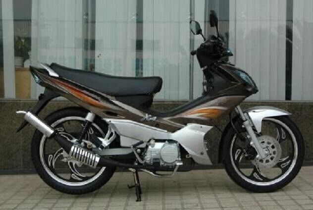 China Cub Motorcycle 110cc, 120cc, 125cc Ktm Type