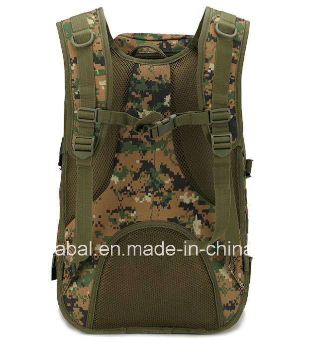 600d Molle Gear Military Camo Tactical Sports Travel Bag Backpacks