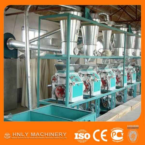 2016 Best Selling Corn/ Maize Flour Mill for Sale