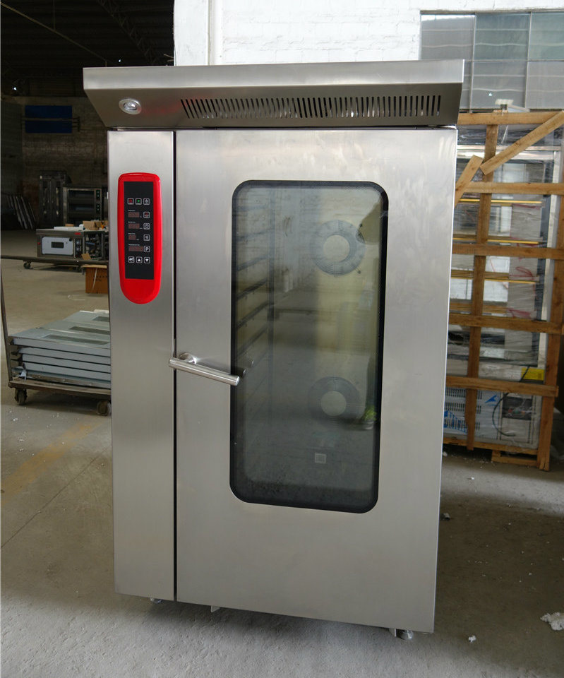 Trolley Type Convection Oven