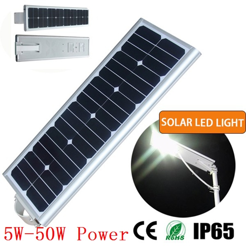 40W Solar LED Light for Street and Road Use