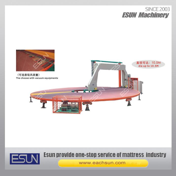 Circular Foam Cutting Machine (EYP-73/100)