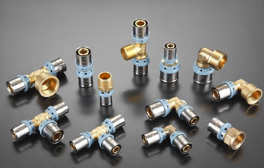 Press Brass Fittings (ta-01)