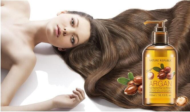 Private Label Argan Oil Hair Dry Shampoo