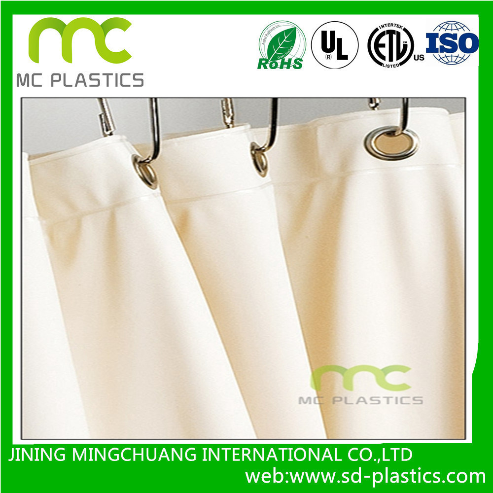 PVC Shower Curtains Film