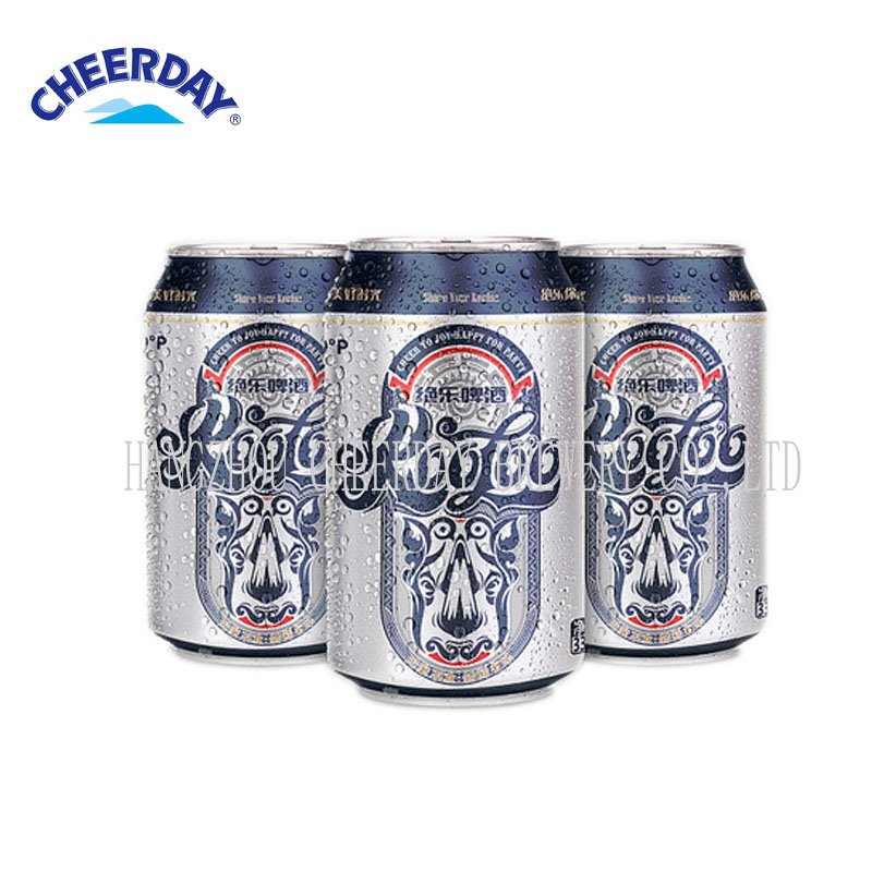Abv3.6% 9 Plato 330ml Wholesaler OEM Canned Weissbier Beer