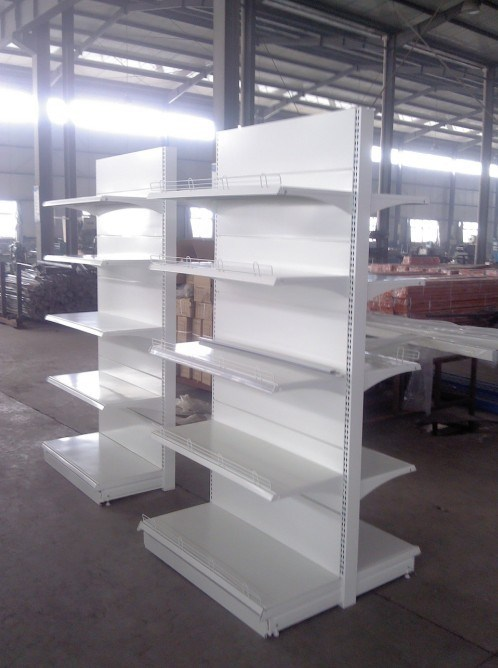 Tegometal Supermarket Shelf Manufacturer