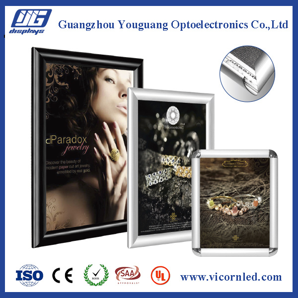 Manufacturing Different angle Snap frame Poster frame-DY05