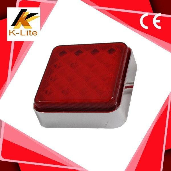 Square LED Tail Lamp for Truck