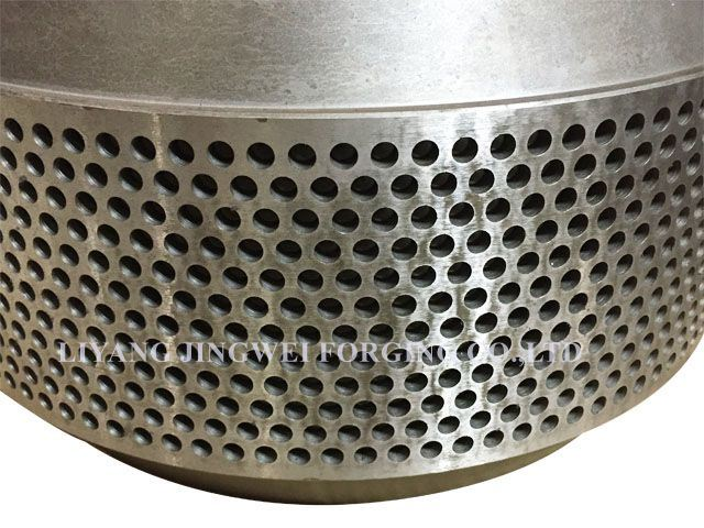Forging Stainless Steel Ring Dies Pellet Dies for Animal Feed Pellet Mill
