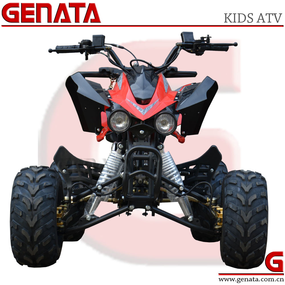 China 110cc Kids Racing Atv Quad Bike Cheetah Atv 8 Series