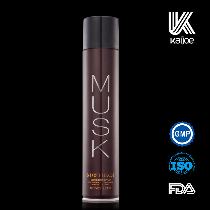 Musk Professional Firm Hold Shaping Hair Spray