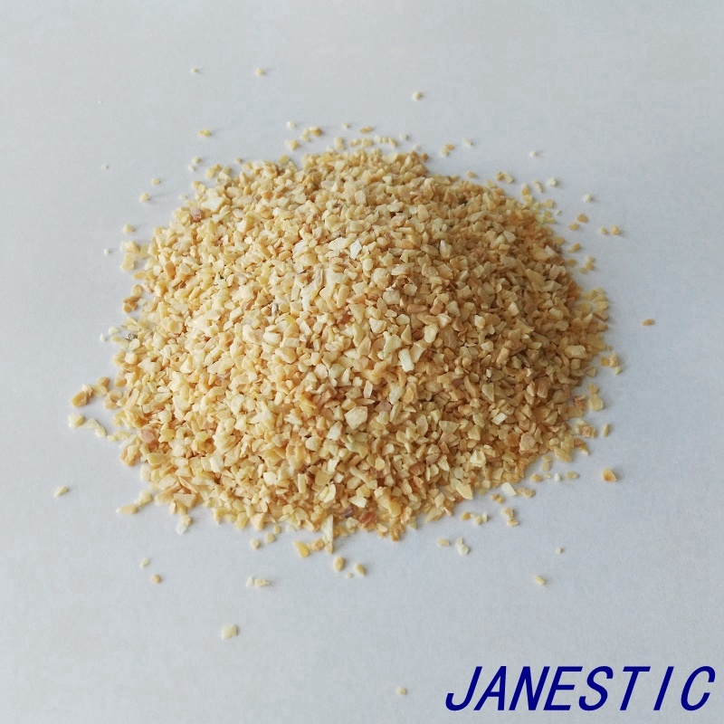 Dehydrated Garlic Granules with Roots of Mesh 10-20