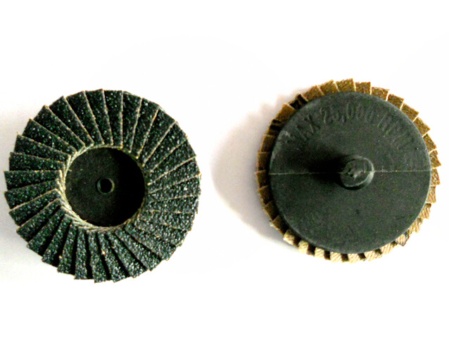 Mini Flap Disc with Zirconia Materials