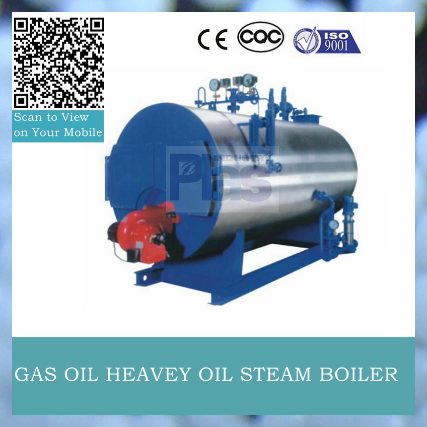 Gas Oil Heavy Oil Diesel Steam Bolier for EPS Machines