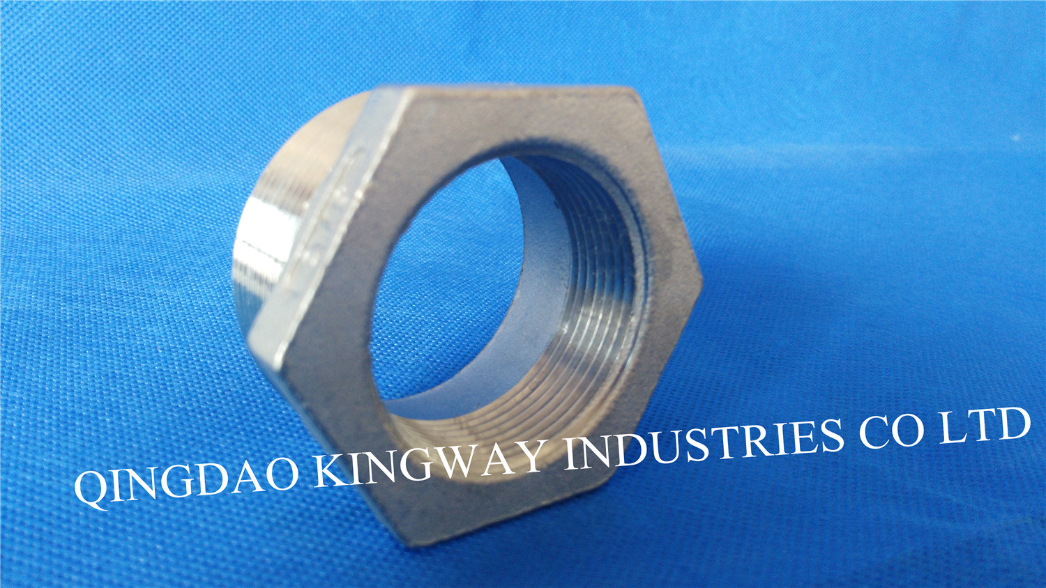 Stainless Steel Bushing, Threaded, Reduced, Hexagon (241)
