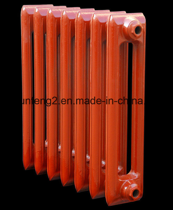 Russian Traditional Style Hot Water Radiators with GOST Certificate