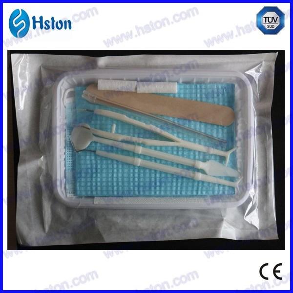 Disposable Sterile Dental Instrument Kit 10