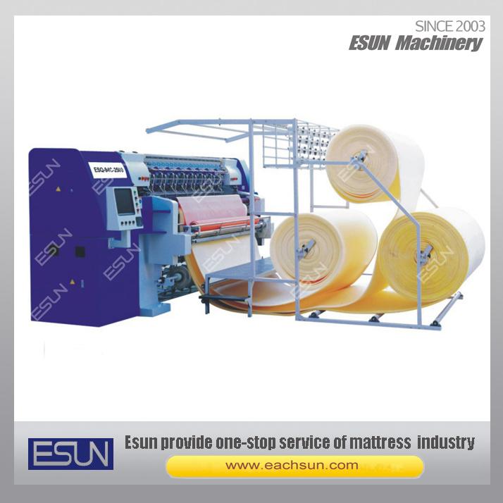 Multi Needle Computerized Quitling Machine (ESQ-94C-2500)