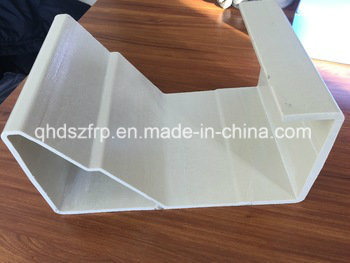 Fiberglass Pultruded Profiles, Fiberglass Construction Material, FRP Pultruded Profile