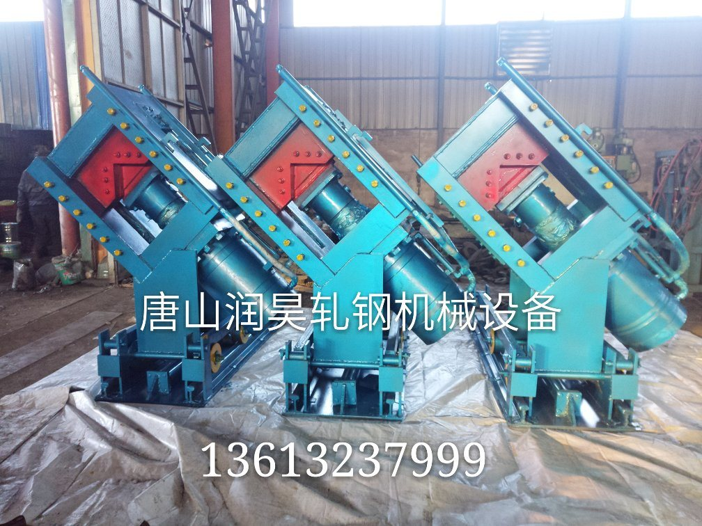 Rolling Machine / Billet Cutting Machine