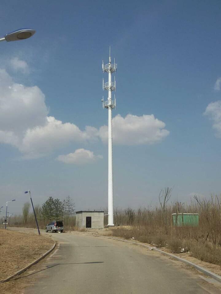 Steel Telecommunicate Tower