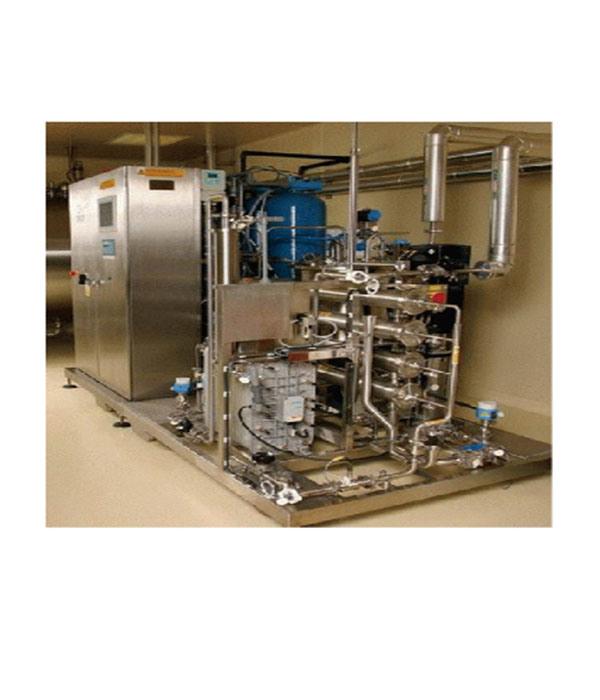 EDI Autoclave System