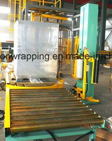 Automatic Stretch Film Wrapping Machine