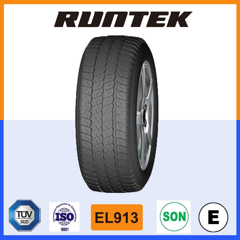 EU Label New Car Tyre EL913 Pattern 155r13c, 165r13c PCR Tyre Stock, Car Tyre Stock, Invovic/Runtek Brand Car Tyre