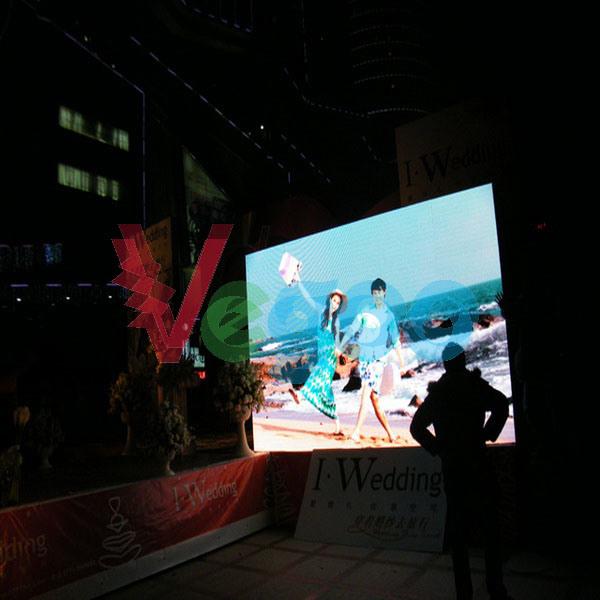 Indoor Full Color P5 Energy Saving Die-Casting Rental LED Display Screen