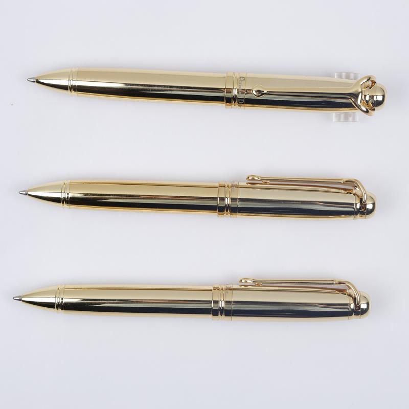 Golden Dragon Fountain Pen