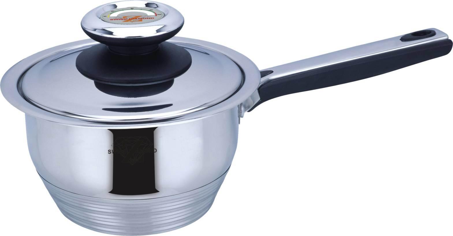 High Quality 16PCS Stainless Steel Cookware Set (CS116002)