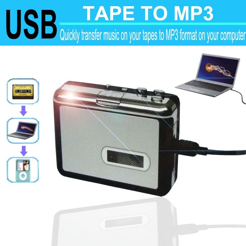 usb cassette to mp3 converter. Black Bedroom Furniture Sets. Home Design Ideas