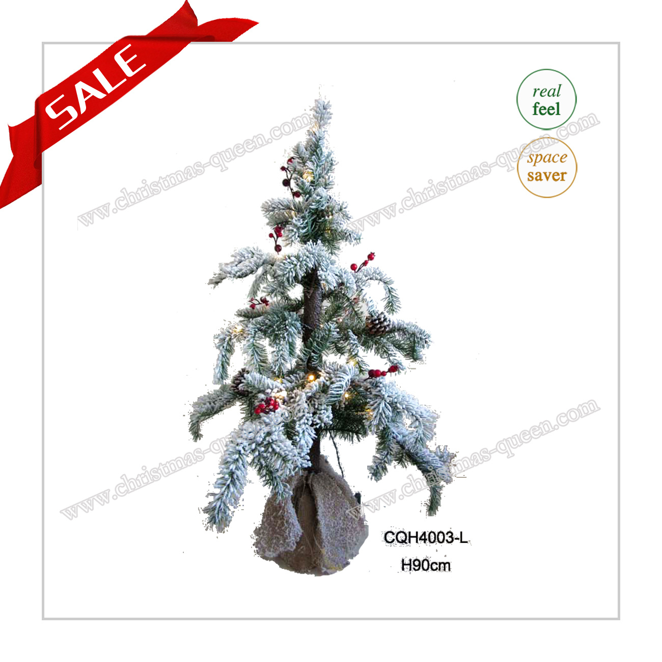 60cm LED Light Tree Christmas Holiday Lights Christmas Decoration