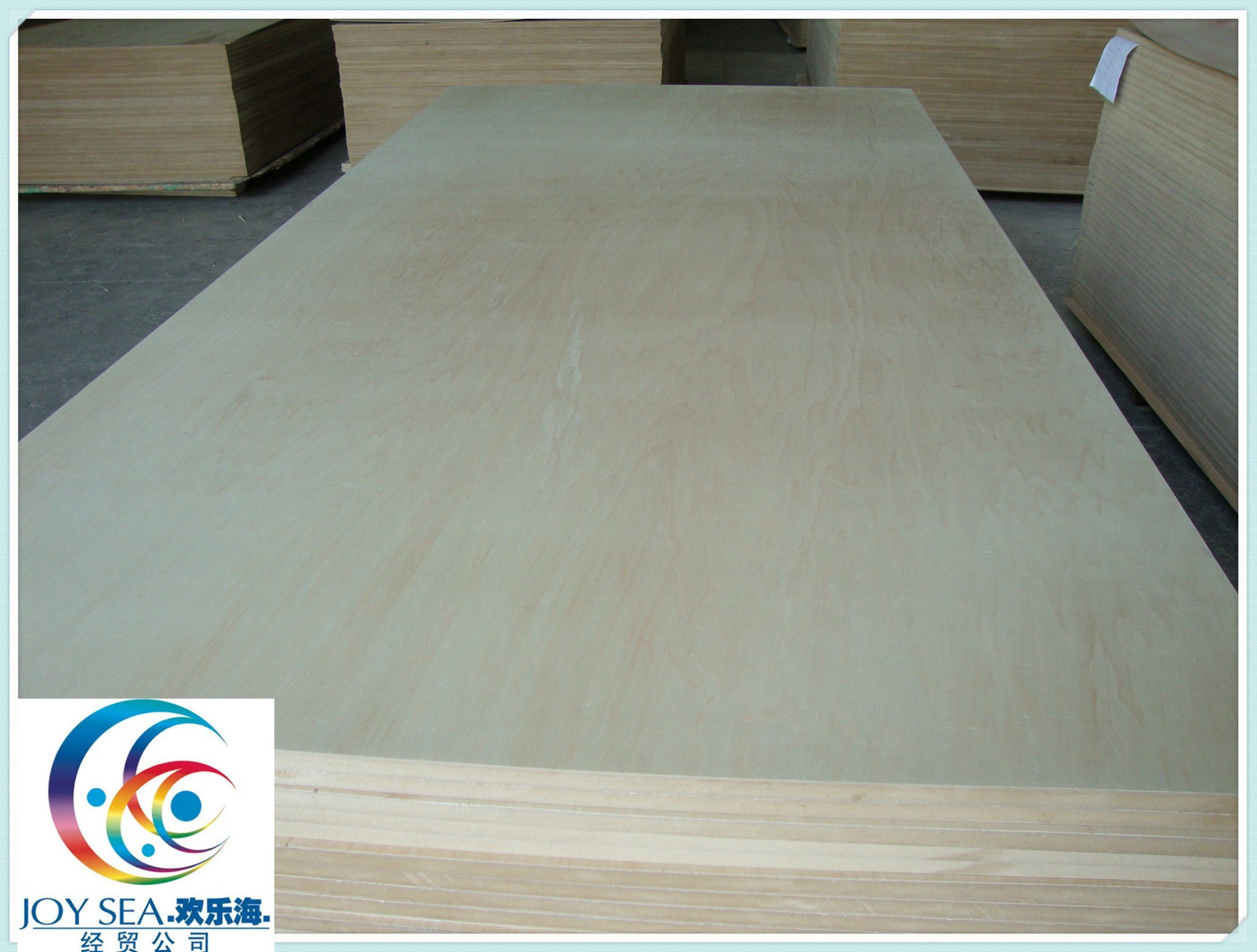Veneer Laminated Medium Fiberboard for Making Shelf Furniture
