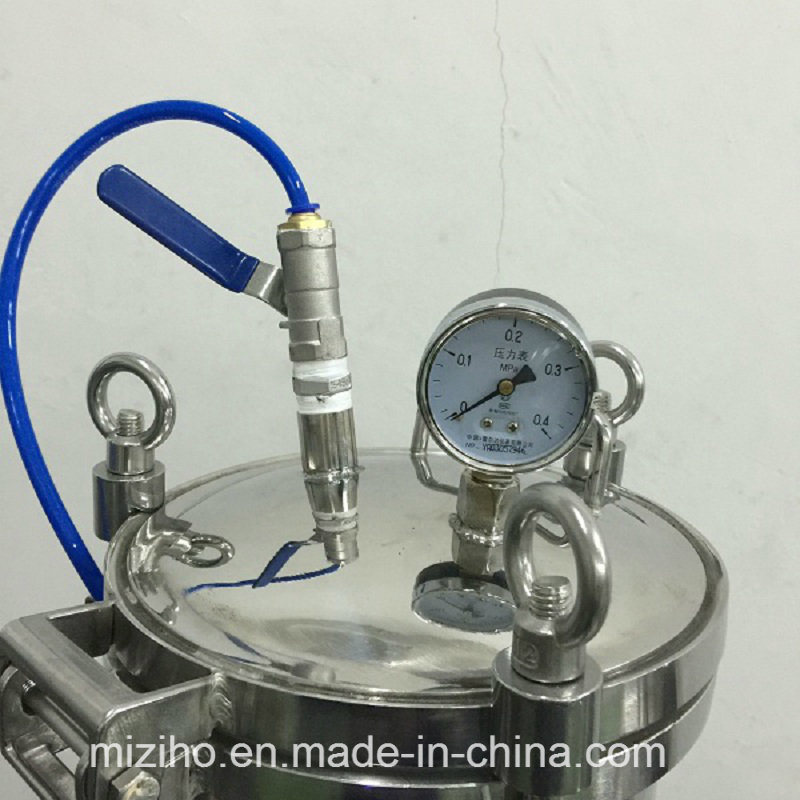 Nail Polish and Marscara Pressure Filling Machine